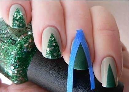 Christmas-Nail-Art-Tutorial-For-Girls-003