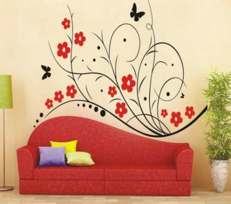 flovinilo-decorativo-flores-rojas