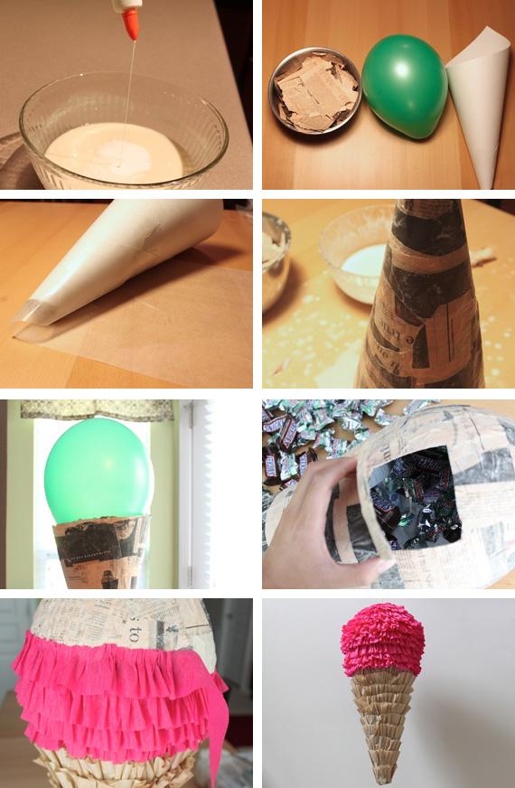 decoracion-tutorial-pinata-de-helado-1
