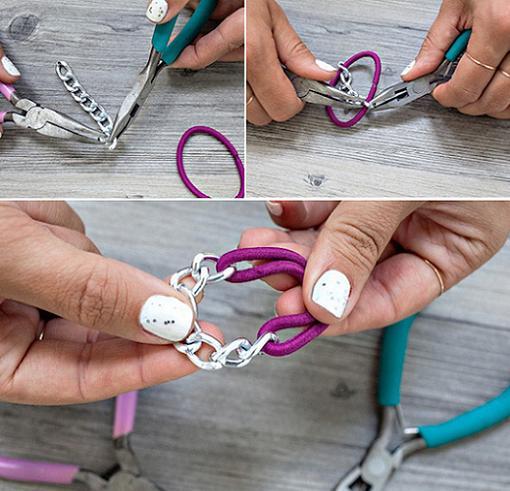 hacer-pulseras-de-cadenas-muy-faciles-2