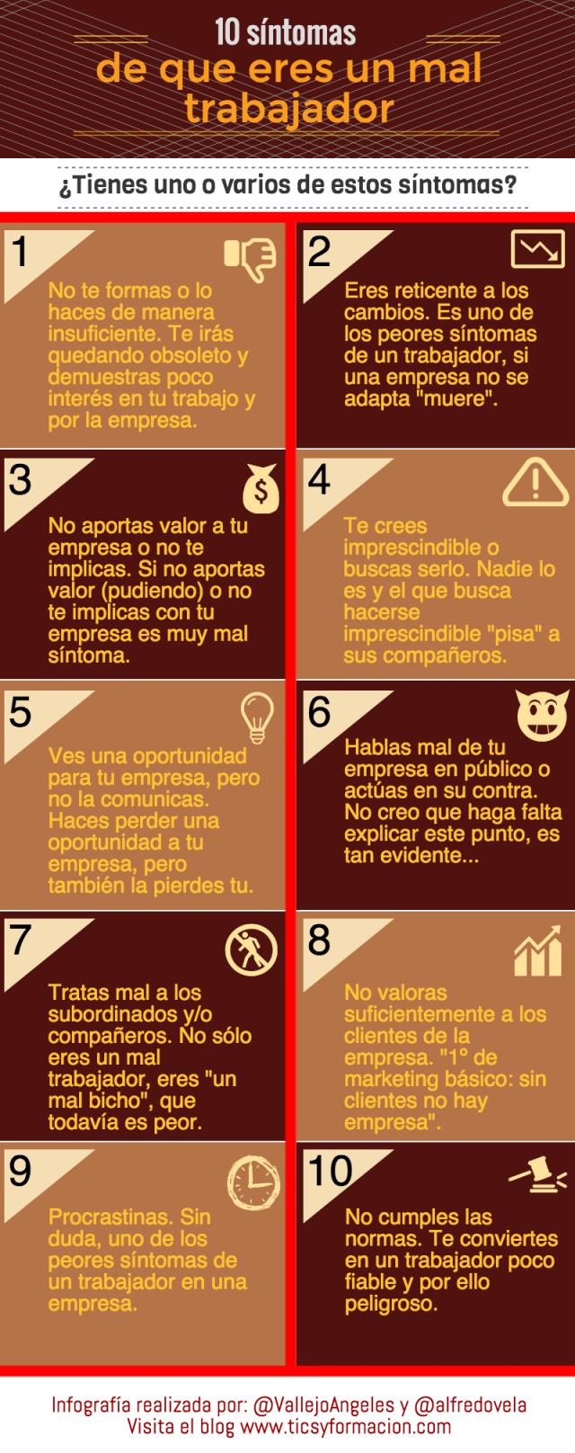 10-sintomas-de-que-eres-un-mal-trabajador