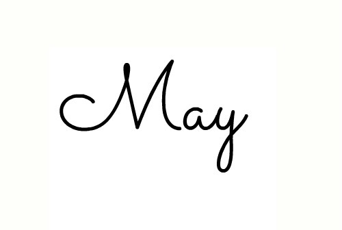 #HappyNewMonth Welcome to May photos