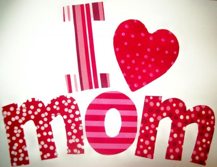 Te amo mam Tarjetas para el da de la madre  Imgenes y Noticias