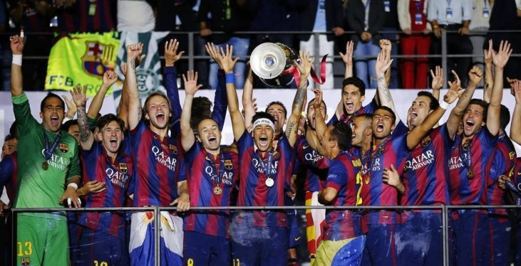 Germany Soccer Champions League Final (3)