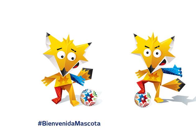 Mascota_Copa_América_ANFP