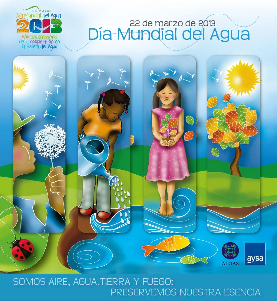 dia mundial del agua 2013 Cuerpo de nota