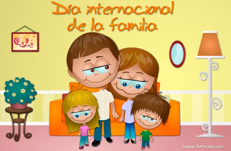 Imágenes Del Día Internacional De La Familia Para