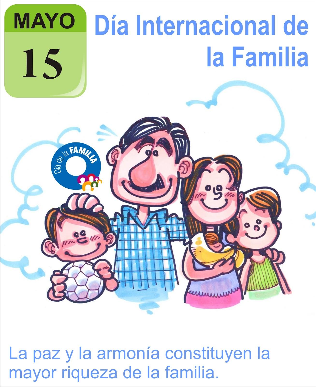 Im genes del d a internacional de la familia para for Noticias dela farandula internacional 2016