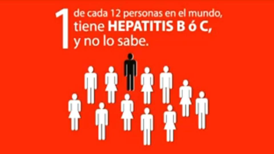 Hepatitos 19 de mayo dia mundial