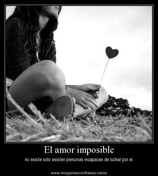 mensajes de un amor imposible