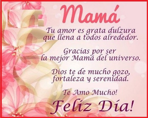 Feliz Dia De San Valentin Poemas Para Mama