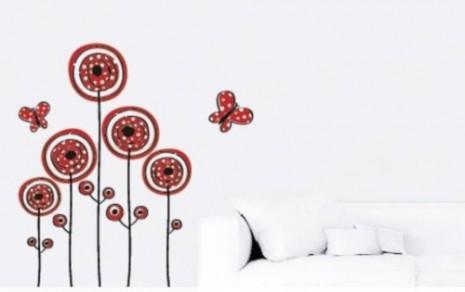 vinilo-decorativo-flores-flamencas1