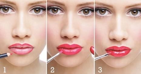 Como-pintar-labios-poco-definidos