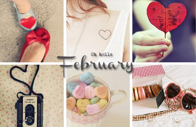 I love it - February
