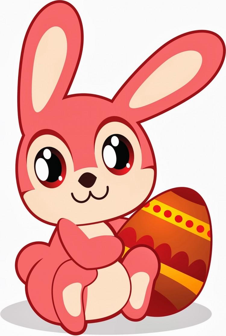 Dibujos-de-conejos-de-pascua-para-niños-9
