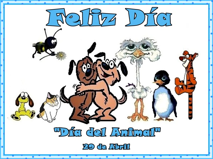 tarjetaDía-del-Animal