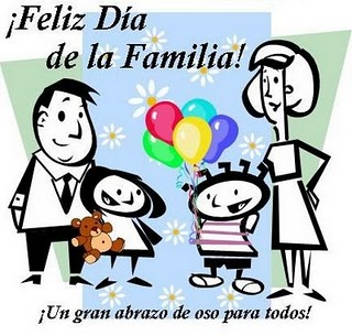 Tarjetas Para Compartir Con Tu Familia En El Día De La Familia