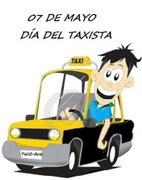 Feliz Día del Taxista - 7 de Mayo