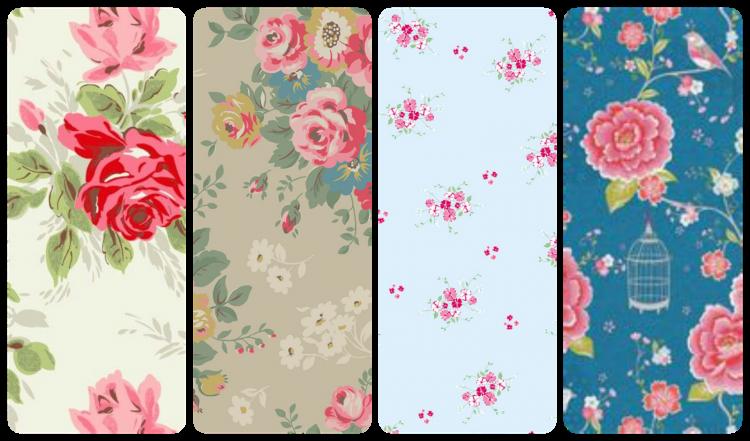 cath kidston pattern wallpaper