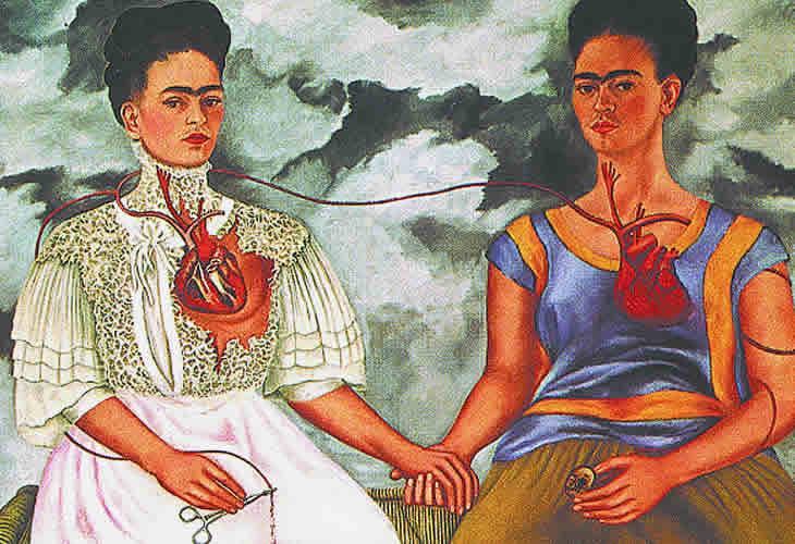Obras más importantes de Frida Kahlo y minibiografía