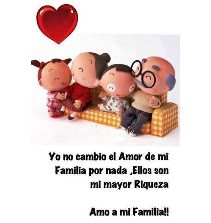 Amo A Mi Familia El Poder Del Amor T Mi Familia Amo Y