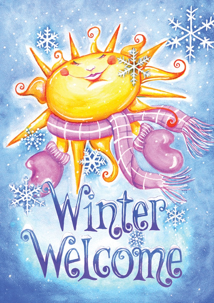 2539_Winter_Welcome_Flag