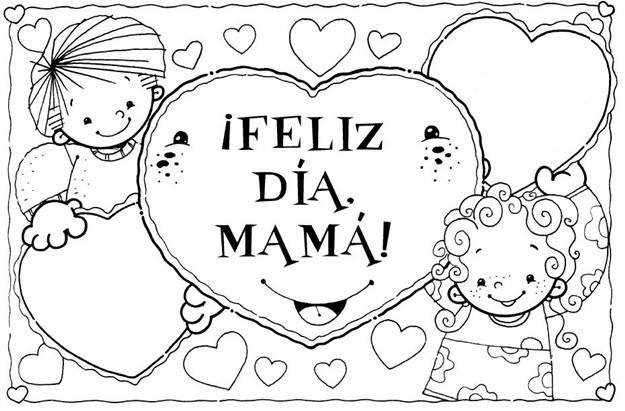 dibujos-para-colorear-felicitacion-dia-de-la-madre