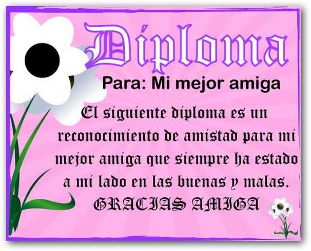 Diploma-amigos