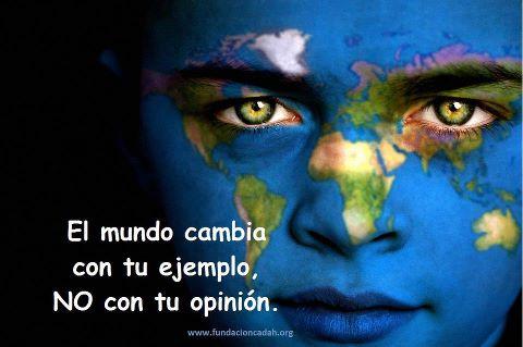 el mundo cambia
