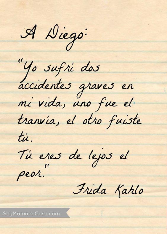 Frases Famosas de Frida Kahlo, Imágenes para Descargar y Compartir