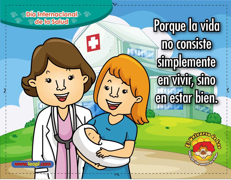 Imágenes Para Descargar Y Compartir Del Día Mundial De La Salud