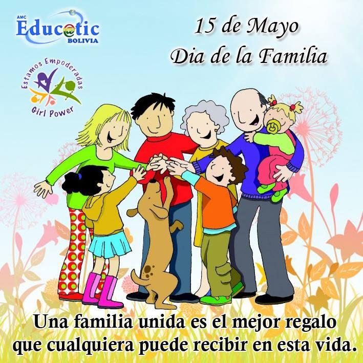 Imágenes Del Día Internacional De La Familia Para Compartir