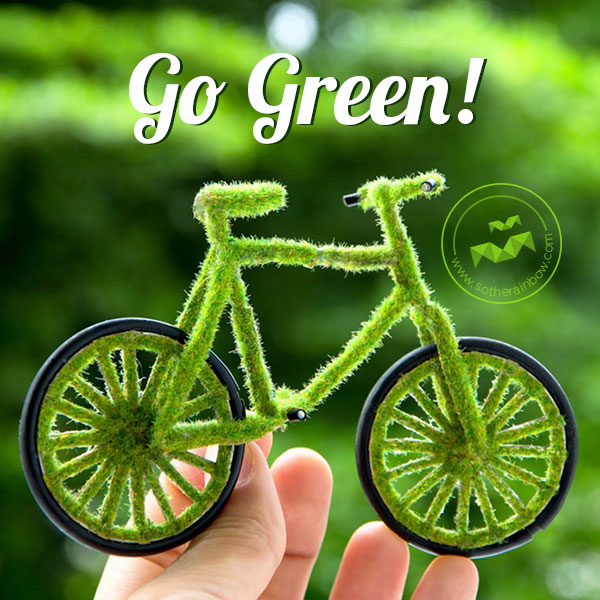 go-green-environment-day-graphic