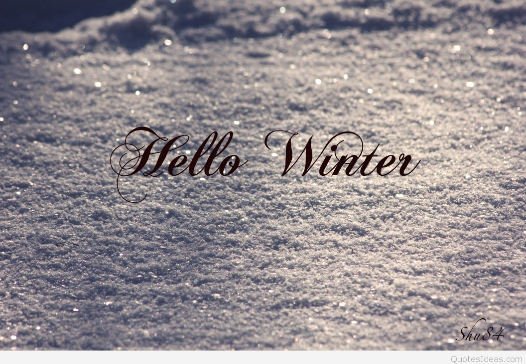 Hello-Winter-wallpaper-saying