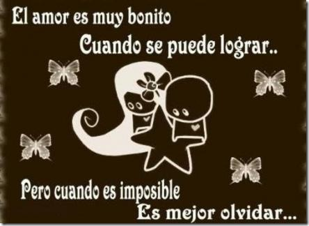 Frases Para Un Amor Imposible Con Mensajes Para Whatsapp