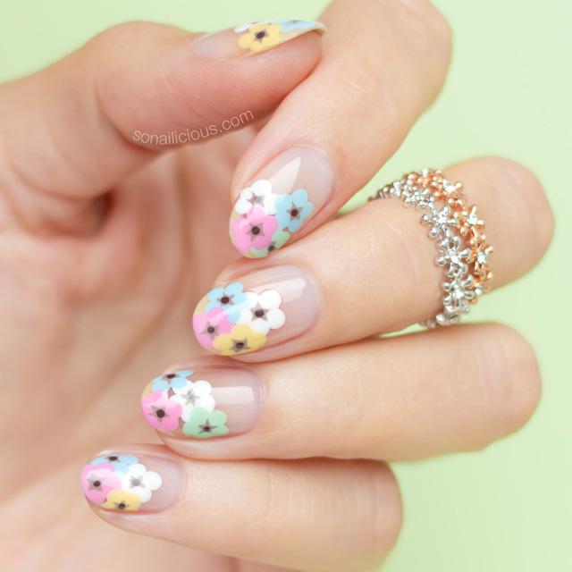 floral-nail-art-spring-nails