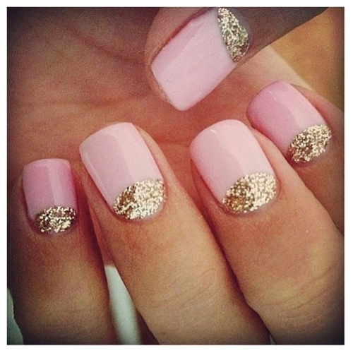 pink-nails-spring