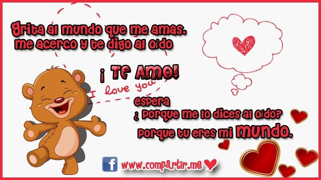 Imagenes Hermosas Con Mensajes Bonitos Para Decir Te Quiero Y Te Amo