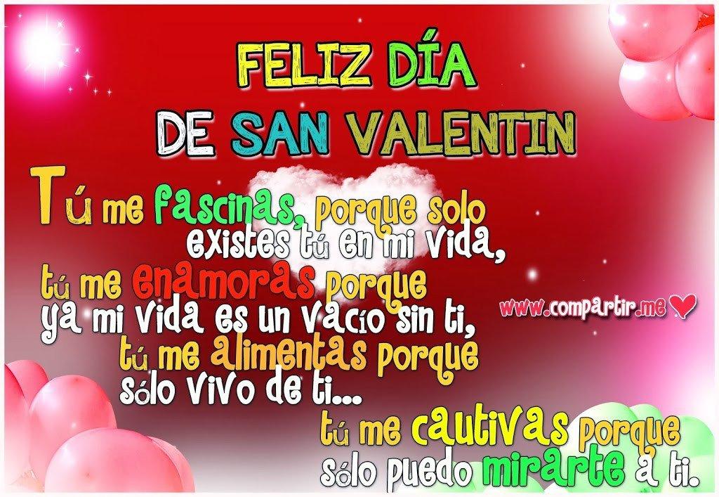 Feliz Dia De San Valentin!!!