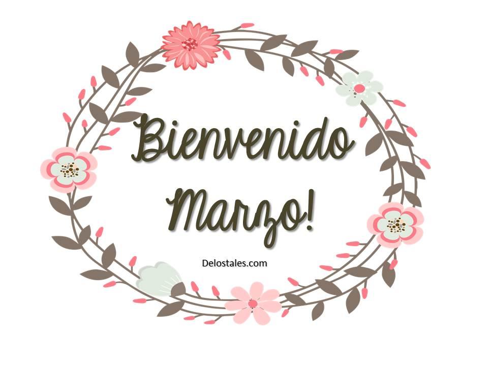 Image result for bienvenidos marzo