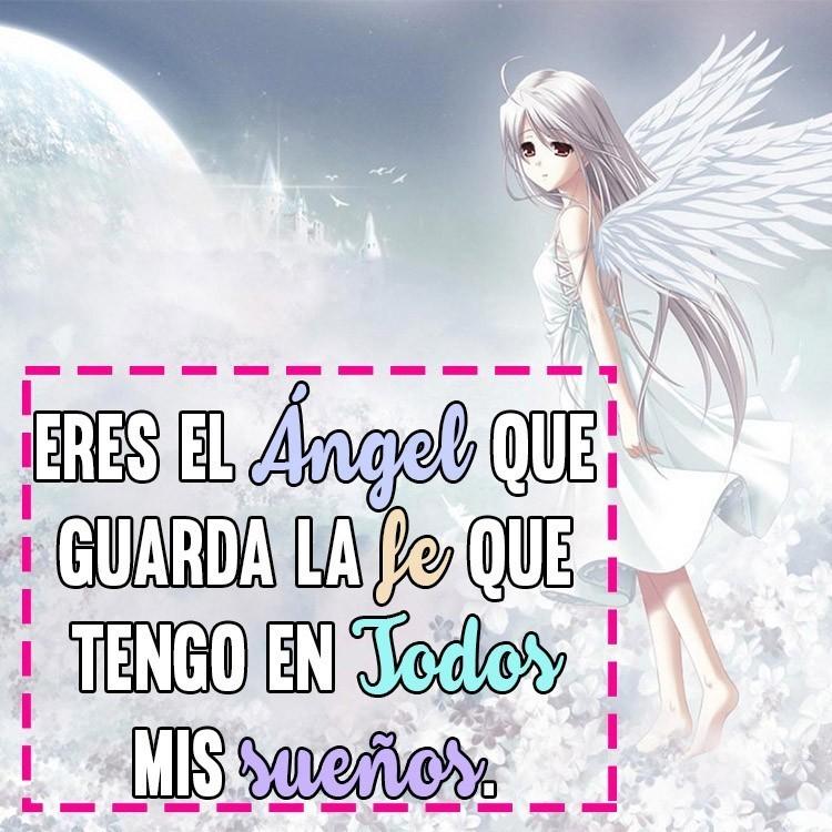 Imágenes De ángeles Con Frases Y Mensajes