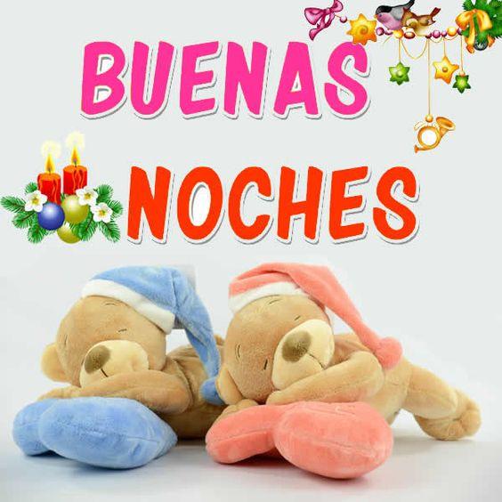 Te deseo una buena noche