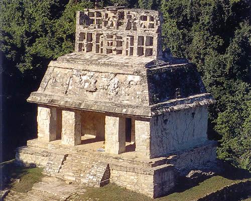 Im genes s mbolos y arquitectura de la cultura maya for Arquitectura en maya