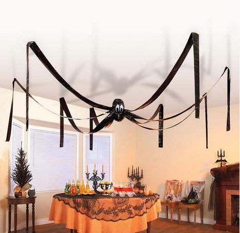 Im genes con ideas de decoraci n para halloween 2017 - Decoracion de aranas ...