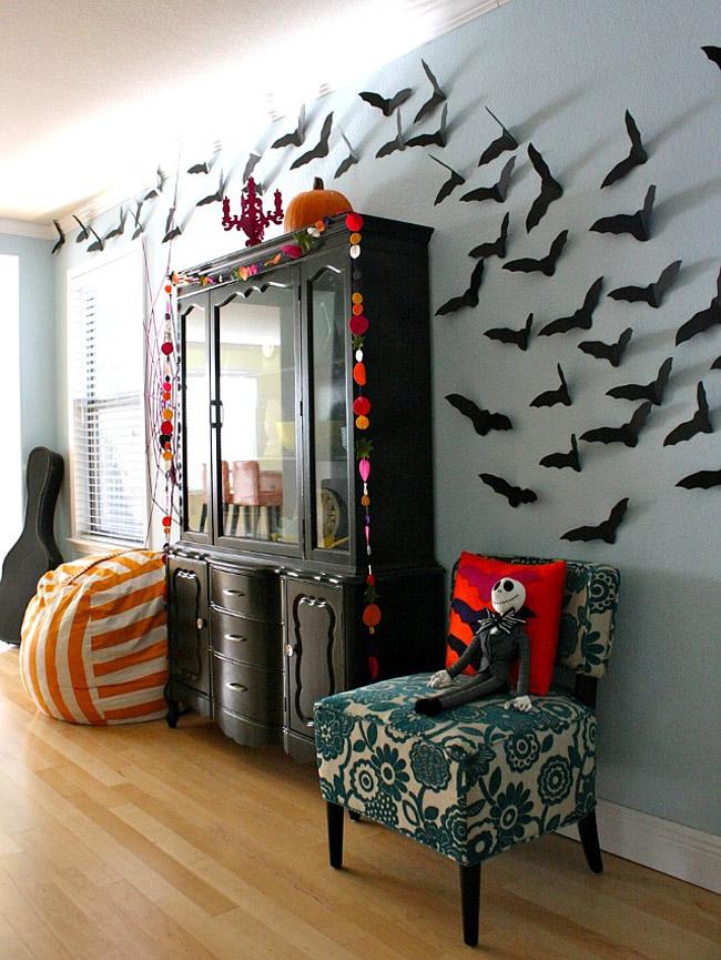 Imgenes con ideas de decoracin para Halloween 2017