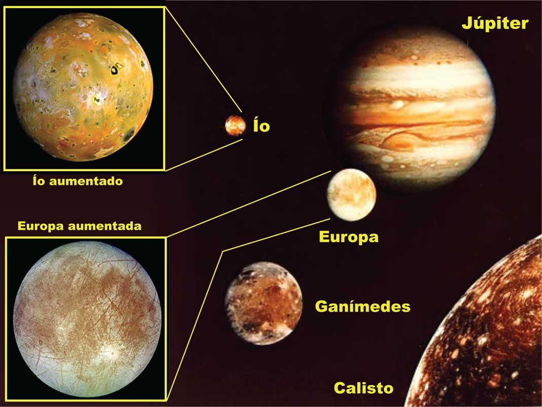 planeta jÚpiter imágenes resumen e información para niños