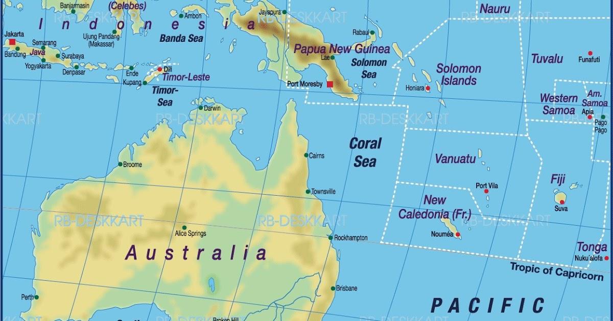 Mapas De Los 5 Continentes Con Paises Para Descargar E Imprimir