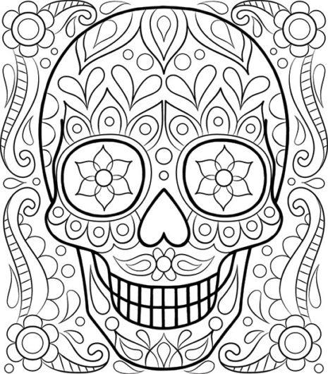 Imágenes Para Día De Muertos Dibujos Gifs Ilustraciones Información
