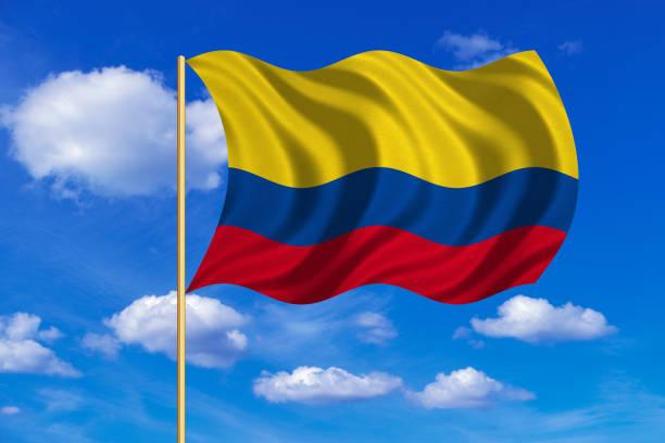que significa el color de la bandera de colombia