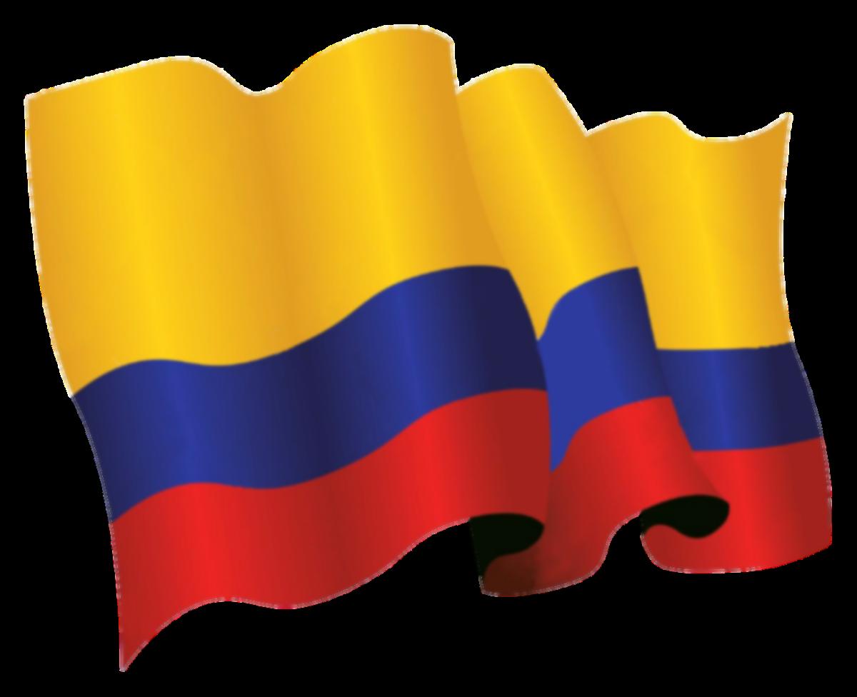 q significado tienen los colores de la bandera de colombia